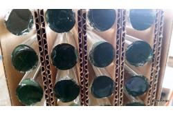 Pręty, szkło borokrzemowe, o długości 1500 mm