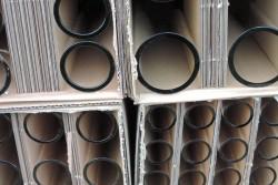 Rury szklane AR-GLAS®, o długości 1500 mm
