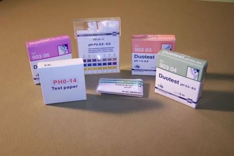 Paski pH typu pH-fix