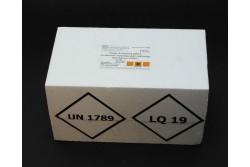 Testery w probówkach z korkiem PE po 40 lub 60 szt. w statywach z tworzywa