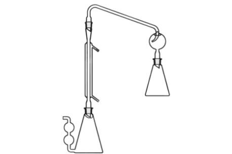 Aparat do oznaczania azotu wg Kjeldahla