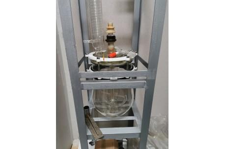 Reaktor szklany 30 l