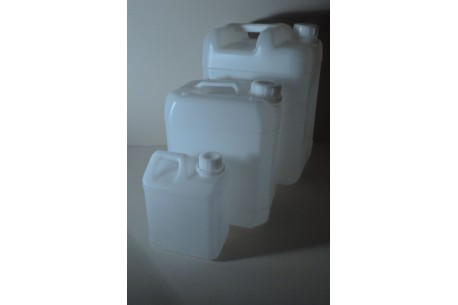 Kanistry z tworzyw sztucznych (LDPE i HDPE)